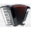 accordéon chromatique à basses chromatiques